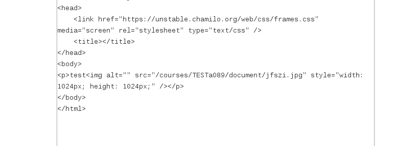Bug #7974: CKeditor completes absolute URL in img tags